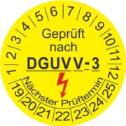Gefährdungsbeurteilung DGUV V3