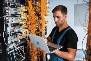 Netzwerktechnik Installation